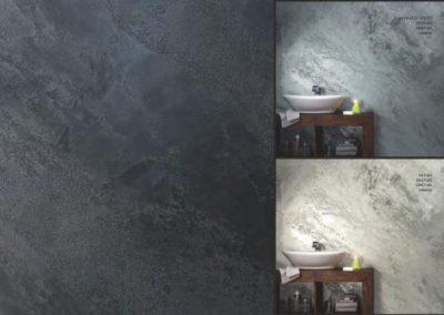 imitace kamene v koupelně